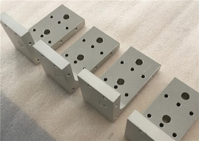 Pad - Printing Aluminum CNC Parts , Auto Industry CNC Machining Services