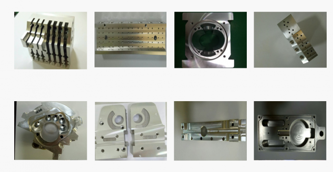 Stainless Steel CNC Machine Parts , Aluminium CNC Service For Auto Industry