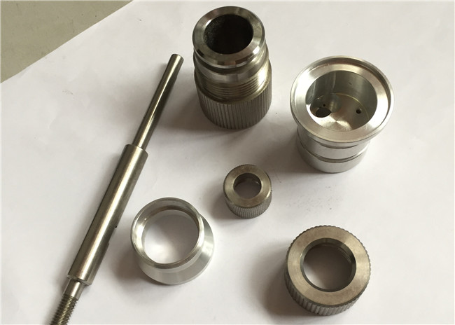 Mechanical Metal Works CNC Aluminium Milling Service High Temperature Resistance