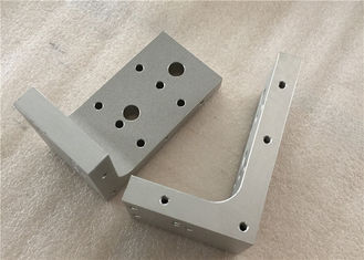 China Auto Machine Aluminum Machining Service , CNC Aluminum Rc Parts For Controller Case supplier