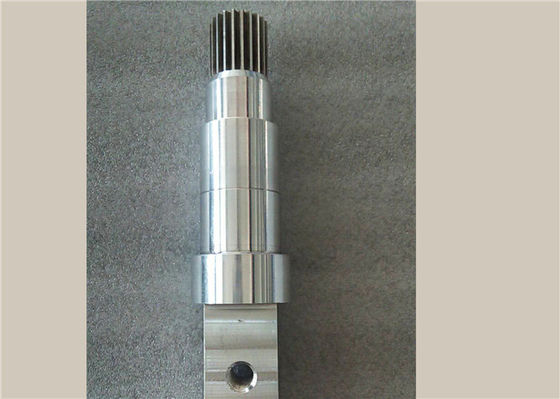 China 304 316L Stainless Steel CNC Machining Services Short Thread And Smooth Tube supplier