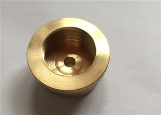 China Industrial Mechanical Customized Brass Machined Parts For Signal Tower supplier