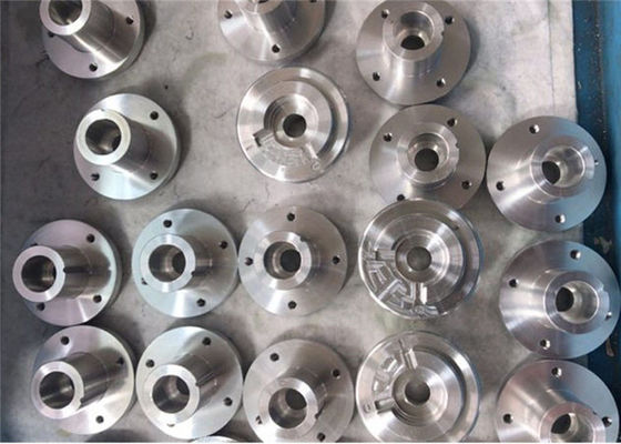 China Custom Lathe Machine Parts Alloy Steel Machining Stainless Steel Material supplier