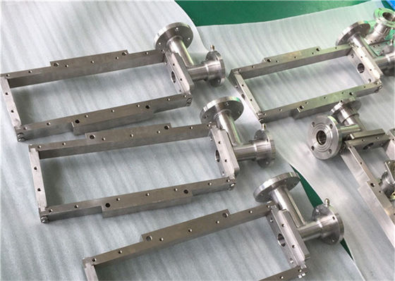 China Custom Precision CNC Alloy Steel Machining Part With Round Head And Square Body supplier