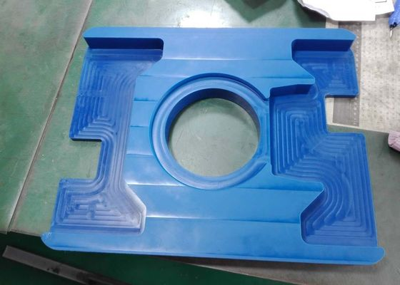 China Custom Rapid Prototyping Precision Plastic Machining For Telecommunication Products supplier