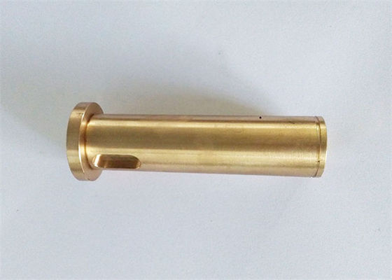 China Custom CNC Precision Brass Machined Parts /  Aluminum Metal Machined Parts supplier