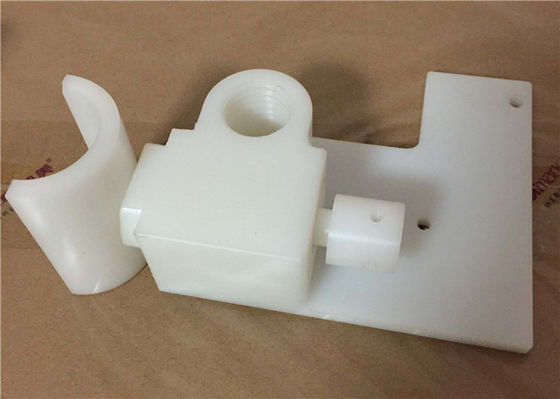 China Custom Precision Machined Plastic Components ,  Plastic Machining Services supplier