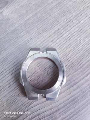 58HRC Stainless Steel Watch Case Cnc Precision Parts
