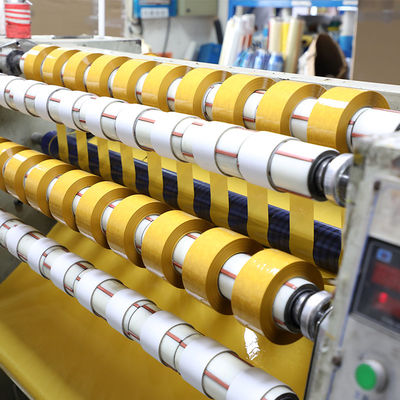 Adhesive Bopp Packing Tape Jumbo Roll Industrial Consumable Products